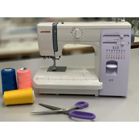 Швейная машина Janome 415